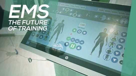 Ems Body Fit Egypt Fitness club new Cairo Branch
