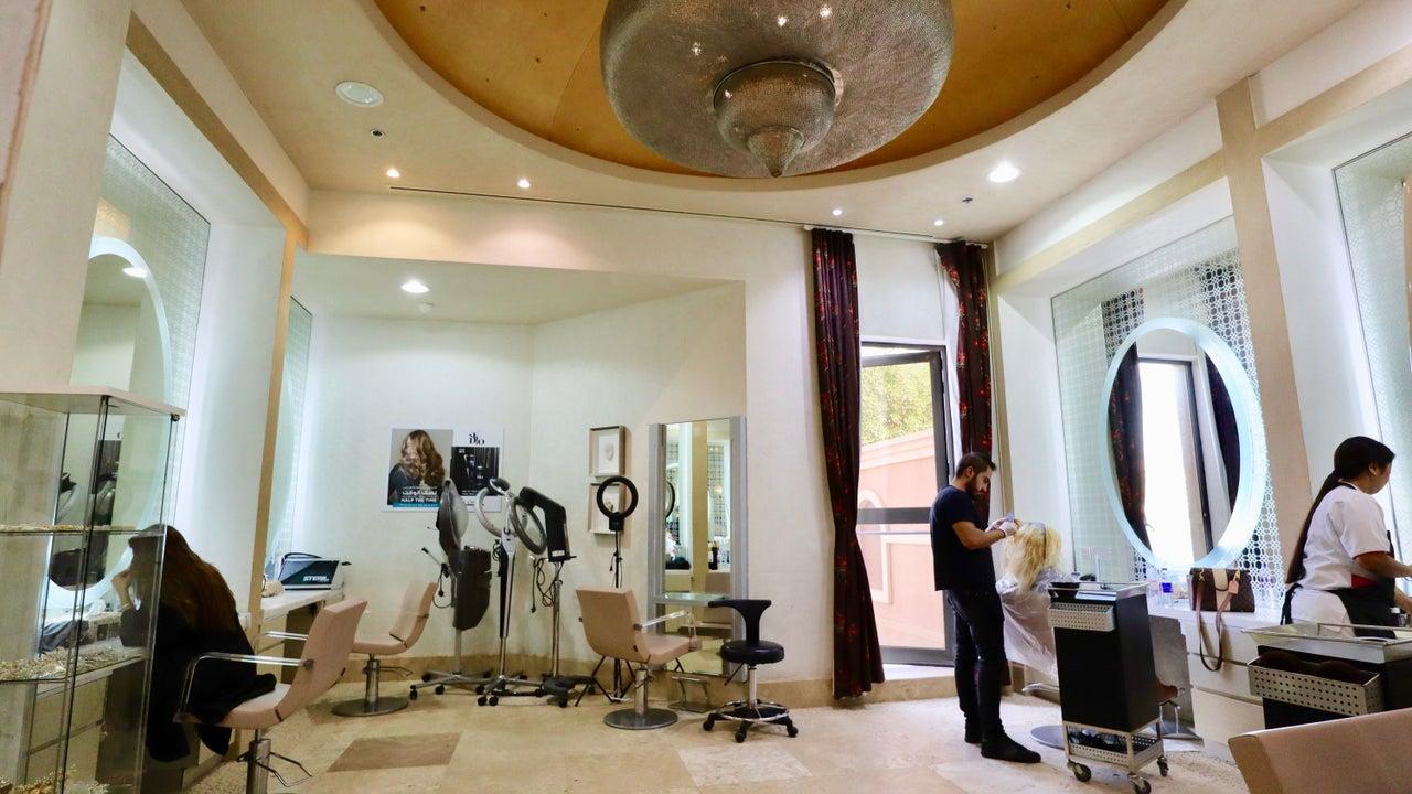 Pace Eluce Ladies Salon - The Ritz Carlton Hotel