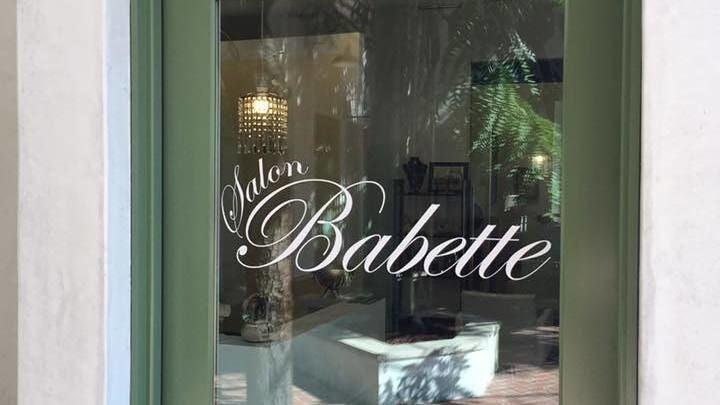 Salon Babette - 1