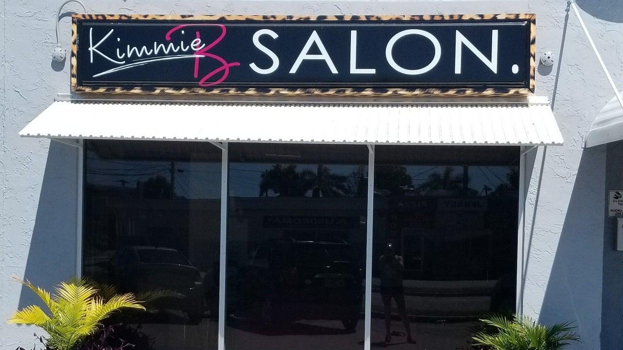 Star Struck Nails located inside KimmieB Salon