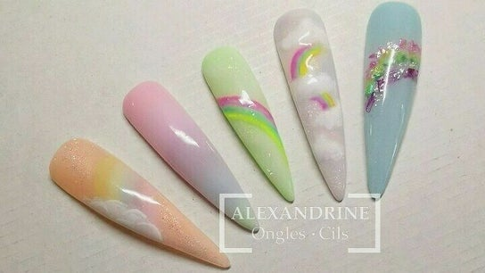 Alexandrine Ongles & Cils