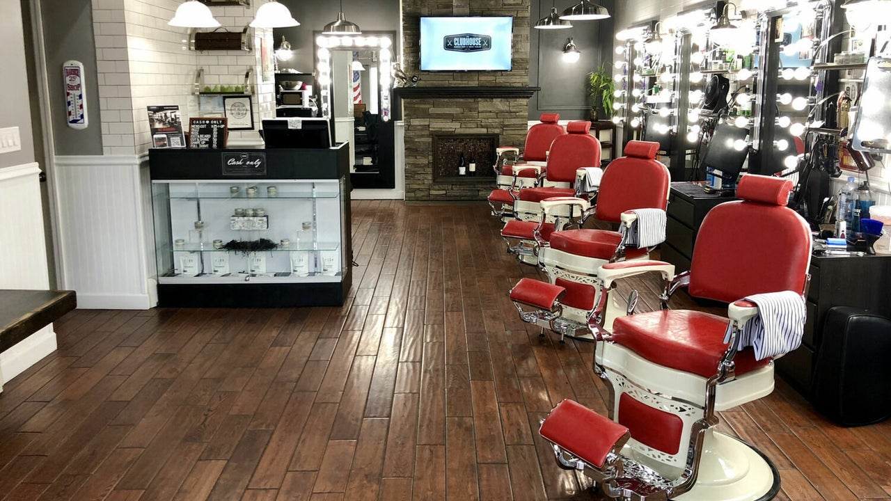 THE CLUBHOUSE BARBERSHOP & SHAVE PARLOR - 1