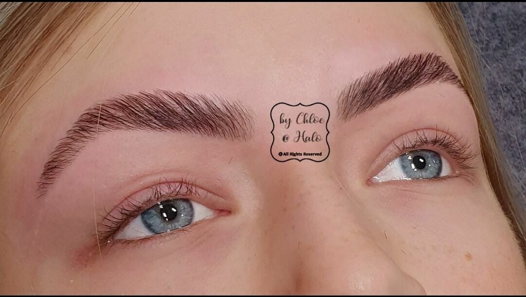 Halo Beauty Lashes & Brows by Chloe