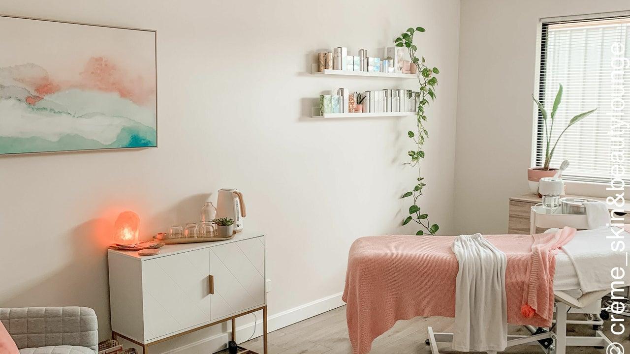 Crème Skin and Beauty Lounge