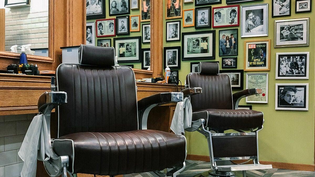 Julian's Barbershop - 1