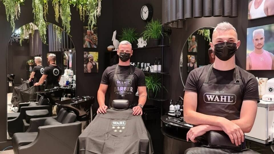 Groomed Men @ EGG Cavendish