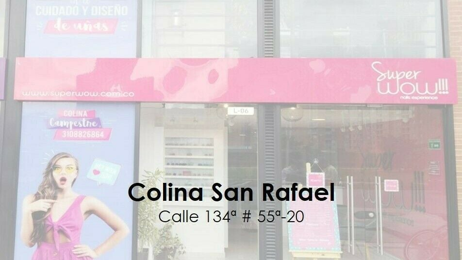 Super Wow Colina San Rafael - 1
