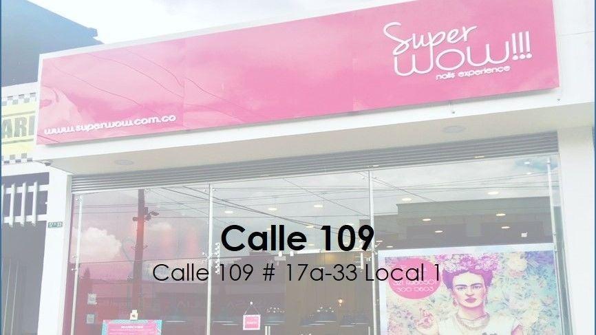 Super Wow Calle 109 - 1