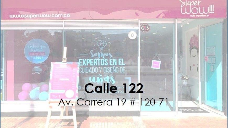 Super Wow Calle 122 - 1