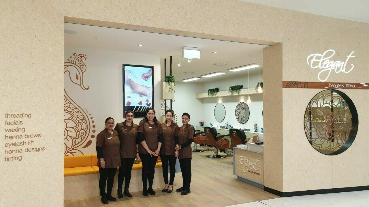 Elegant Beauty & brows (Westfield Riccarton Mall)