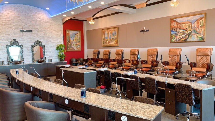 Vineland Nail Spa