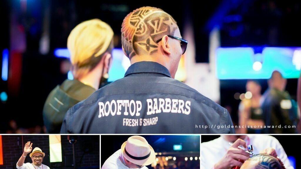 Rooftop Barbers studio