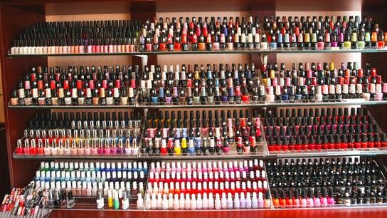 Pinky Nails on Yonge&Wellesley  546 Yonge st. 3