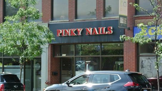 Pinky Nails on Davisville .2034 Yonge st. 3