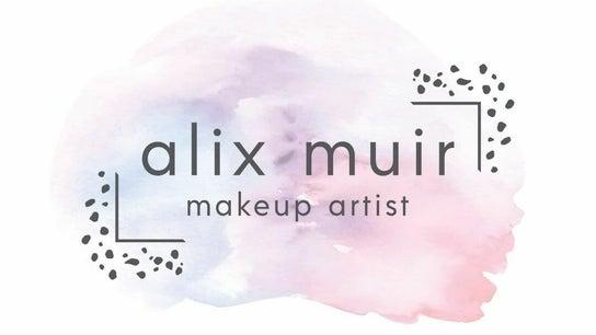 Alix Muir Makeup