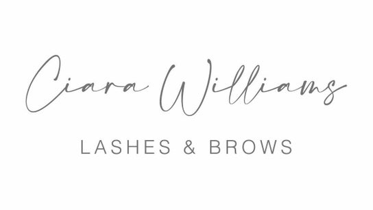 Ciara Williams - Lashes and Brows