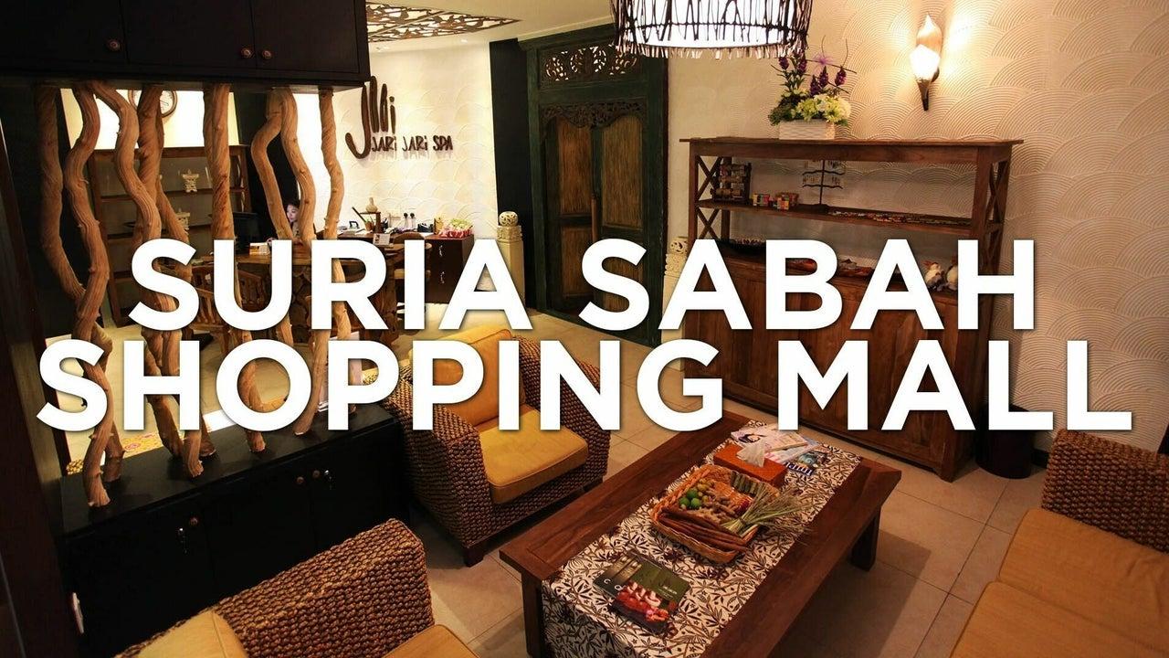 Jari Jari Spa - Suria Sabah - 1