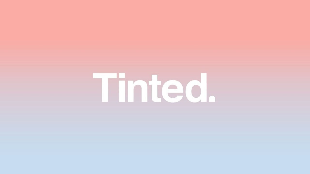 Tinted. - 1