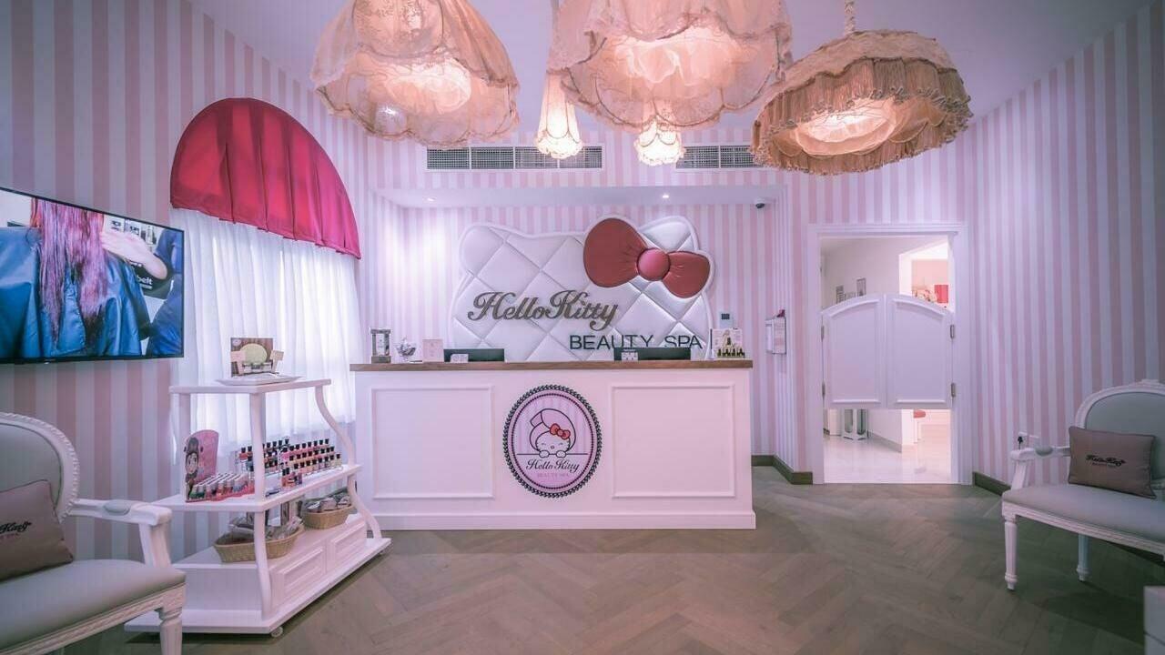 Hello Kitty Beauty Spa Sharjah