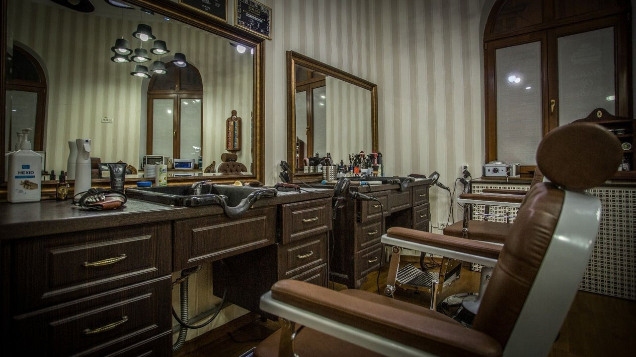 HOUSE OF BARBERS - 1