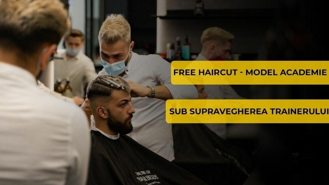 H.O.B Academy - Tunsori gratis - Free Haircuts