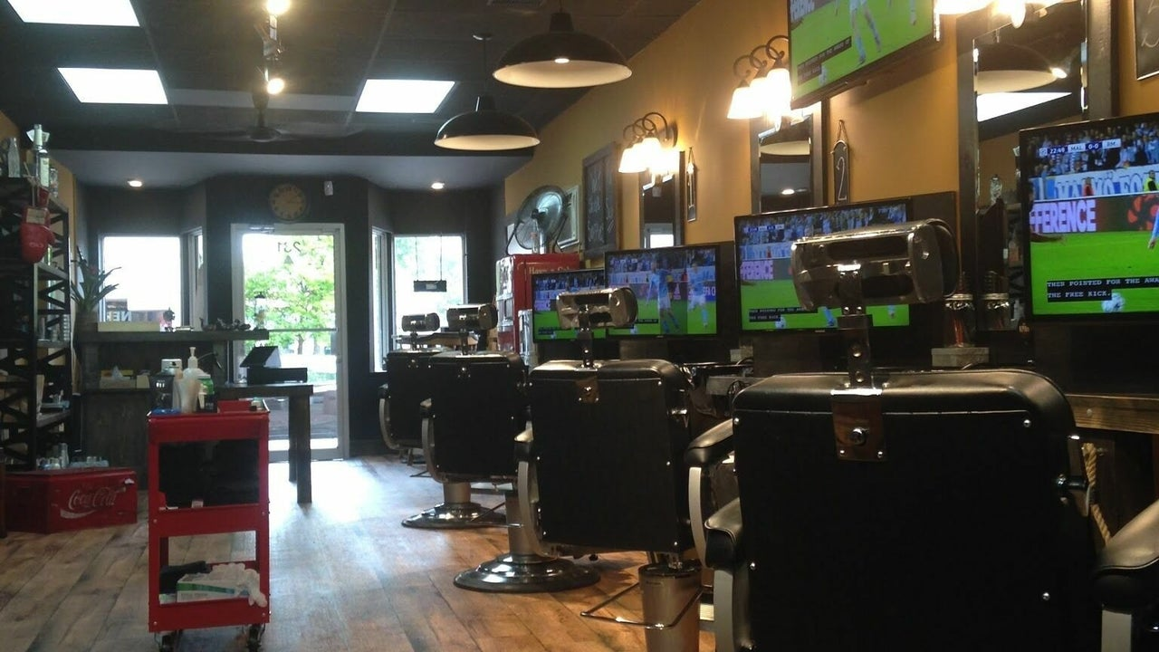 Kings and Little Ones   Barber Shop - 1