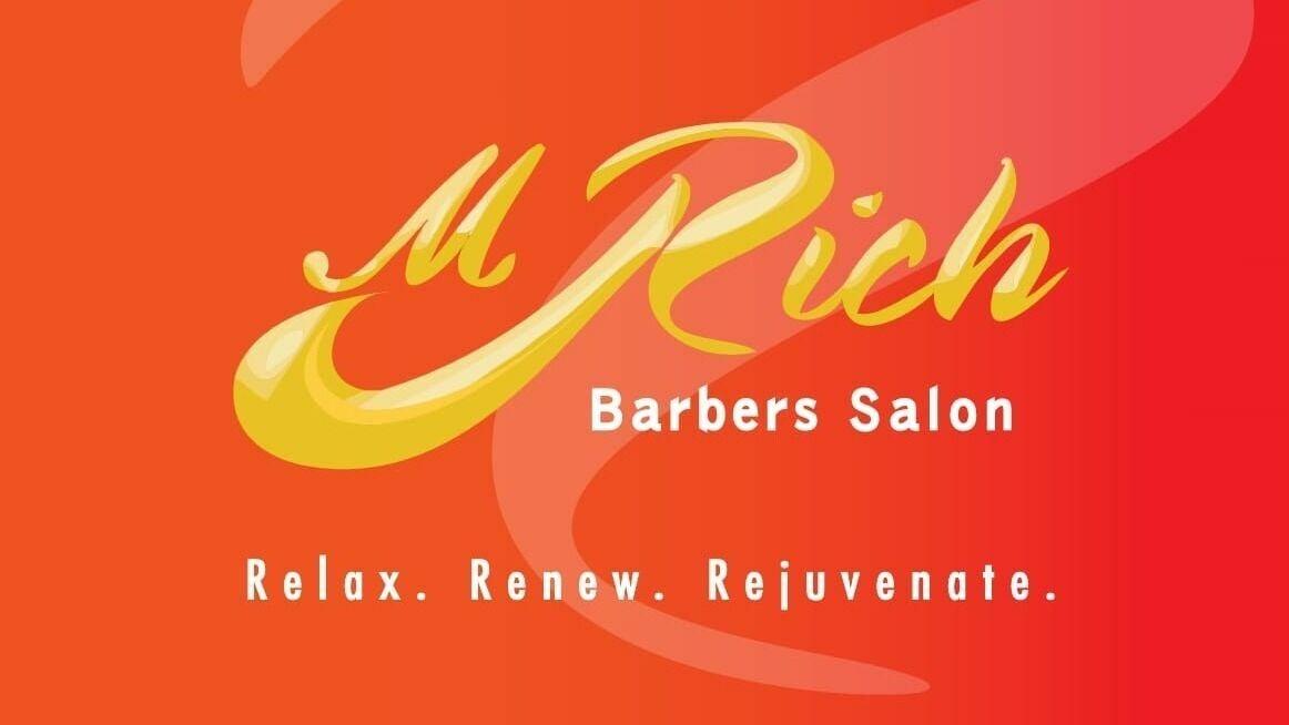 MRich Barber Salon