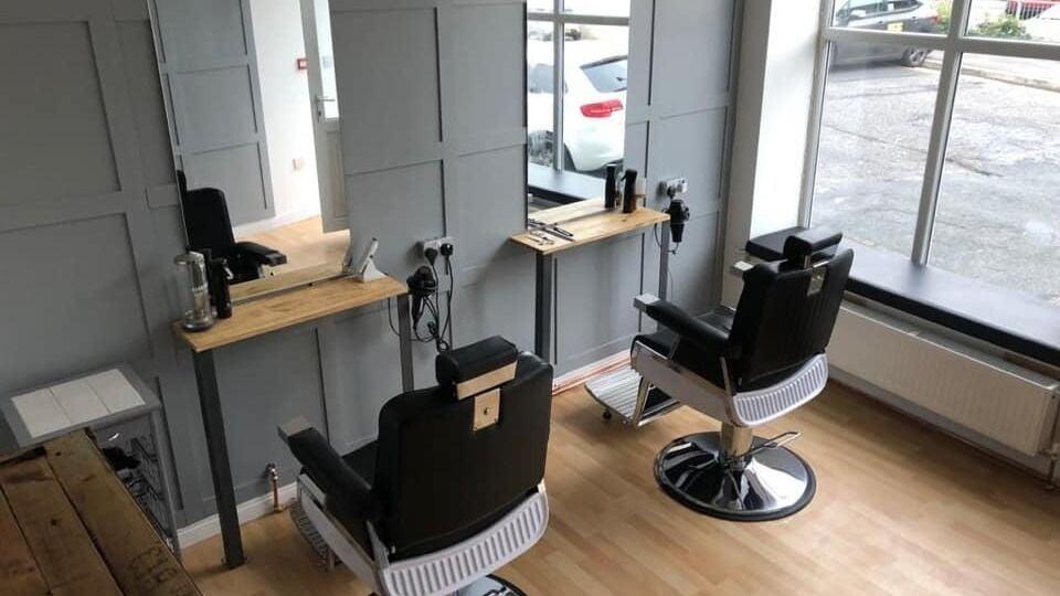BlackCrows Barbershop - 1