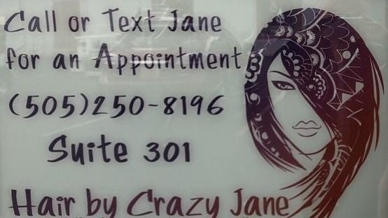 Hair by Crazy Jane