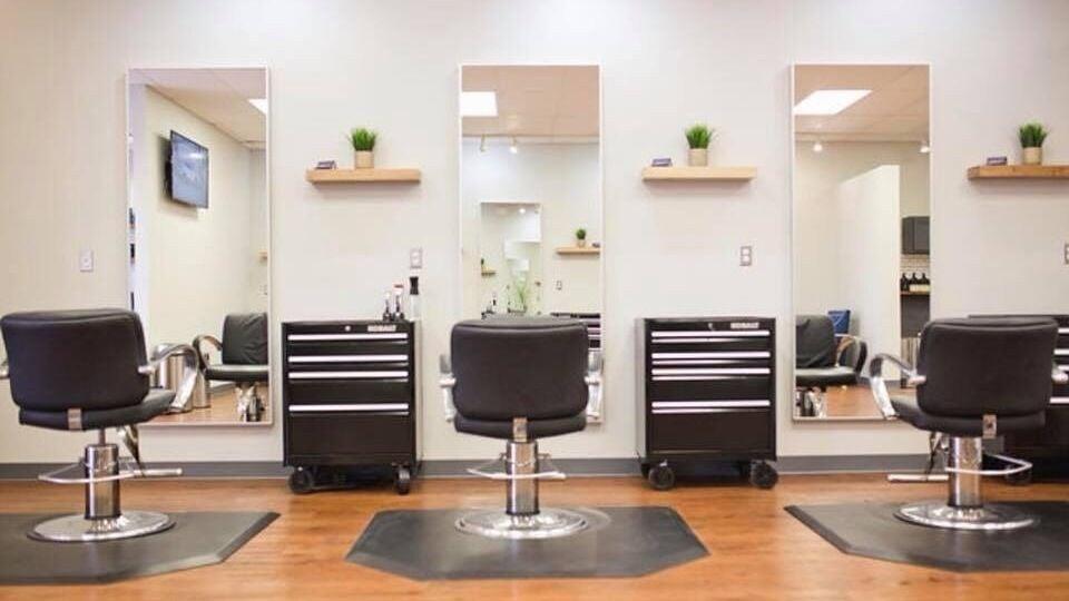 A Brown Salon