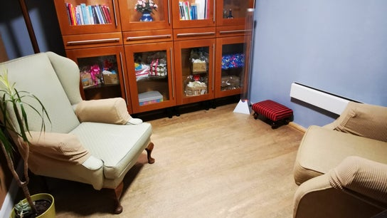 For Professional Therapist Room Hire Bookings Only - The Wellbeing Hub Talking Therapy Room