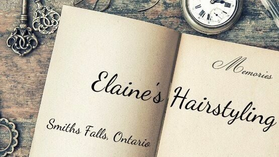 Elaine's Hairstyling - 1