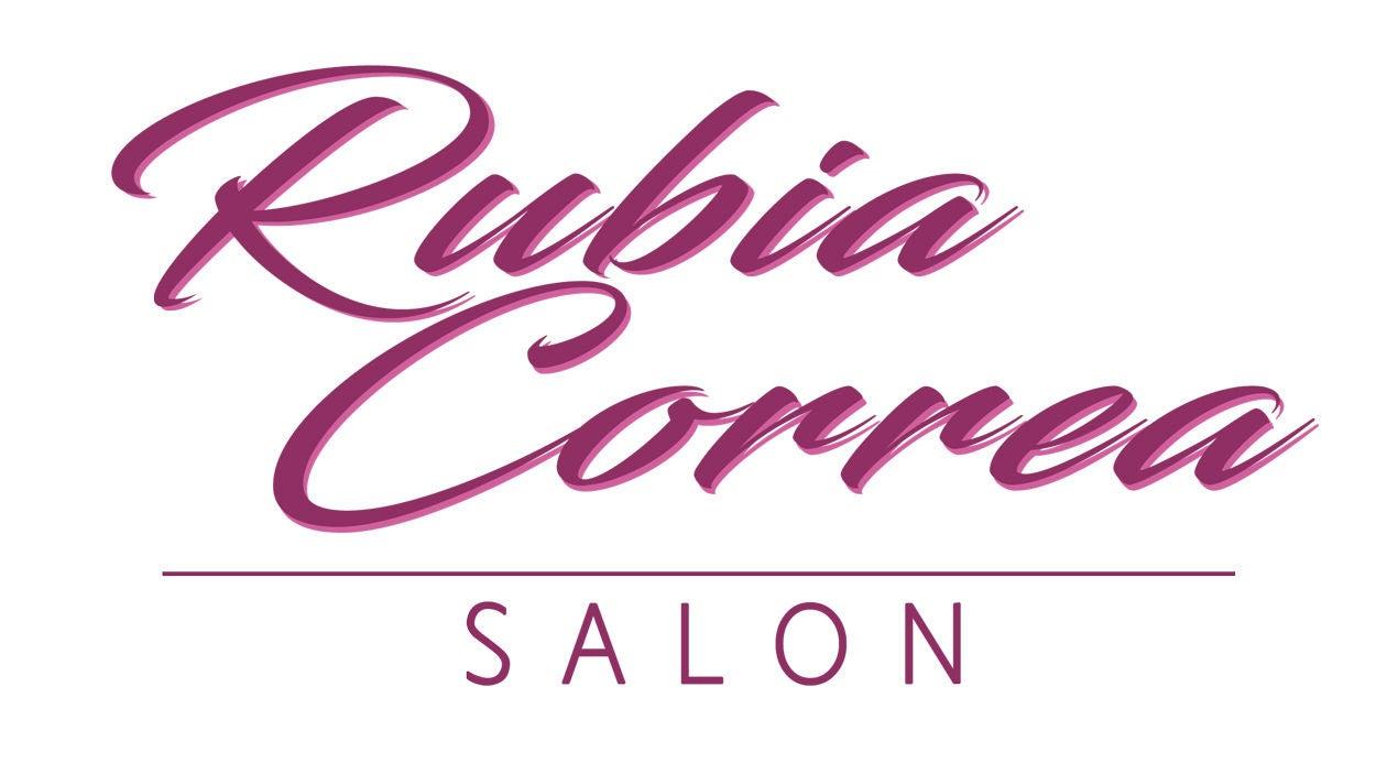 Rubia Correa salon