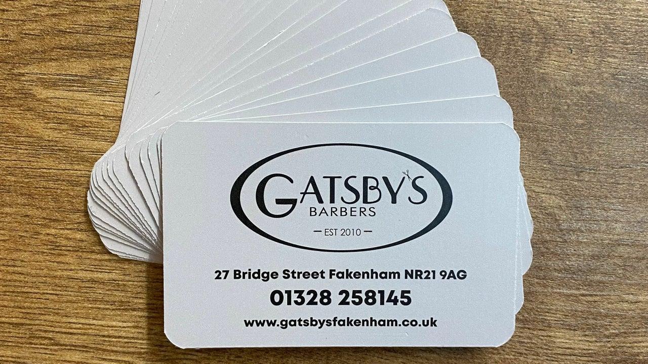 Gatsby's Barbers - 1