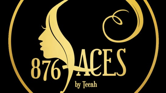 876 Faces by Teeah