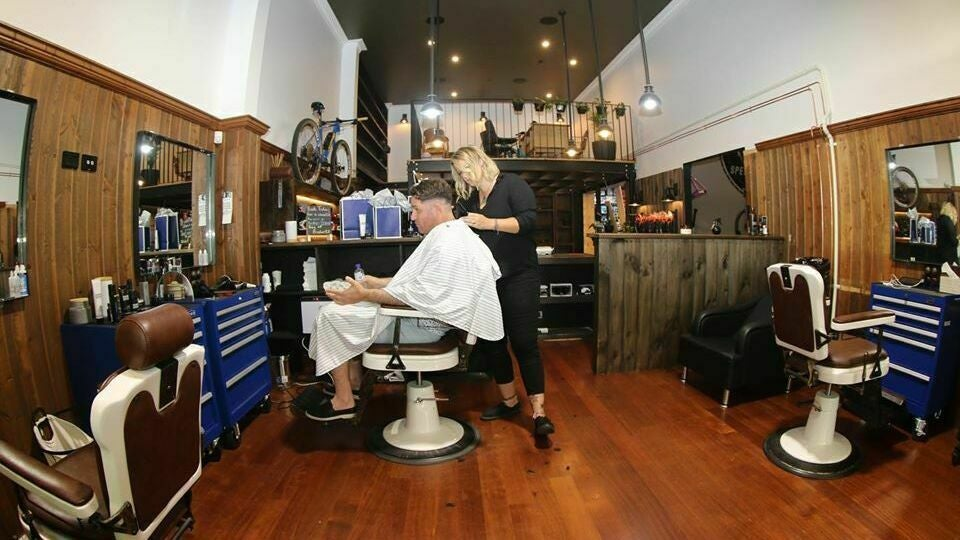 The Claremont Barber - 1