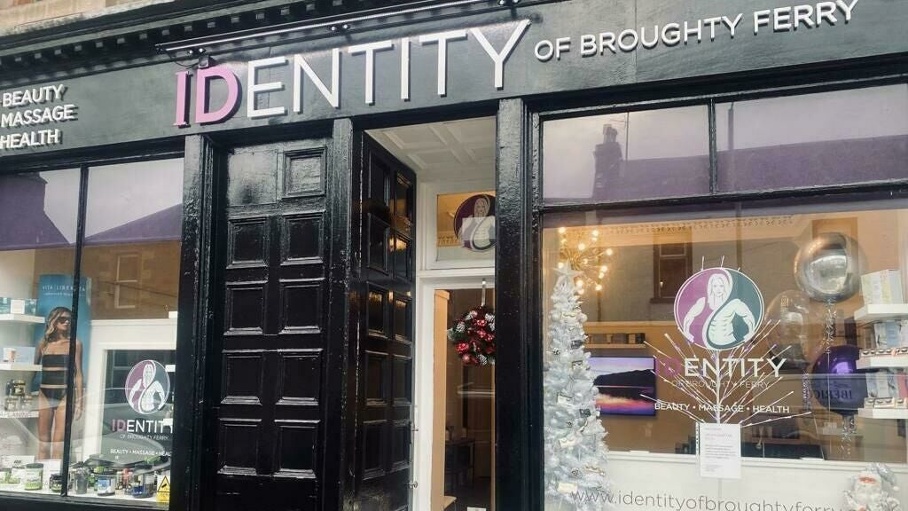 Identity of Broughty Ferry