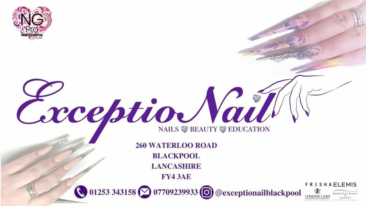 ExceptioNail Nails & Beauty
