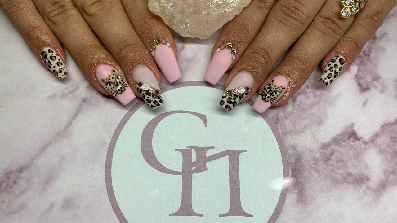 Gabriella's nails - 1