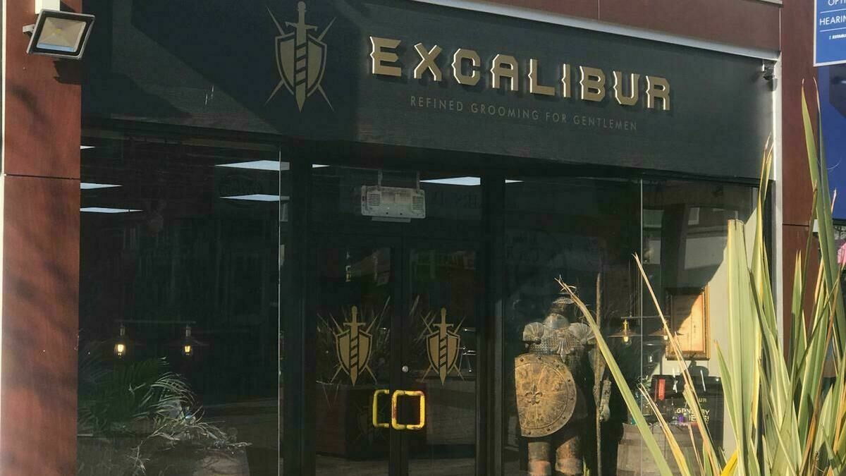 Excalibur Barbers