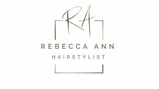 Rebecca Ann hairstylist