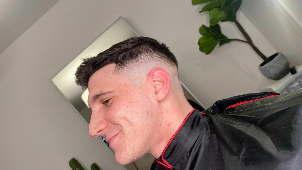 The Gemini Barber - 1