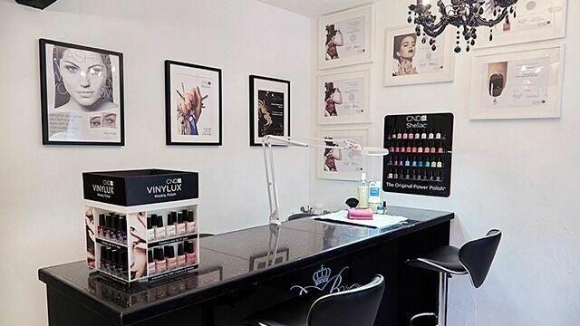 Whitehead & Booth Salon - 1