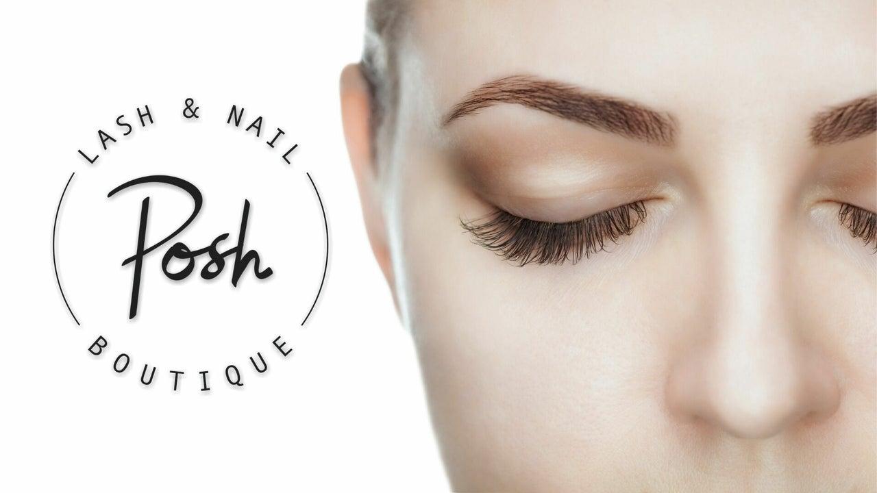 Posh Lash and Nail Boutique