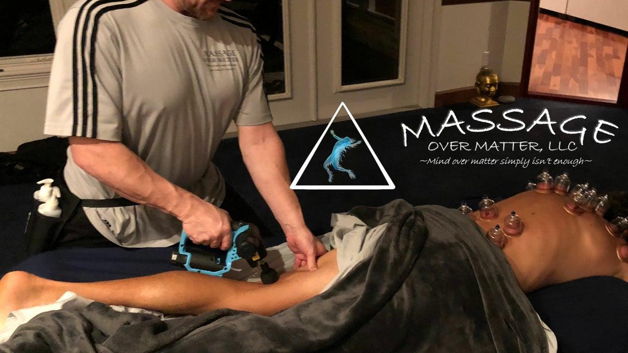 Massage Over Matter - 1