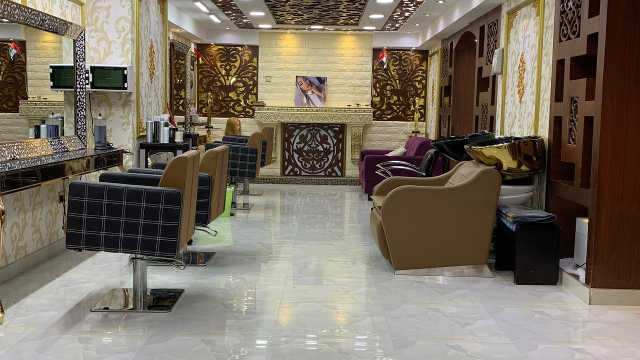 White Silk Ladies Salon