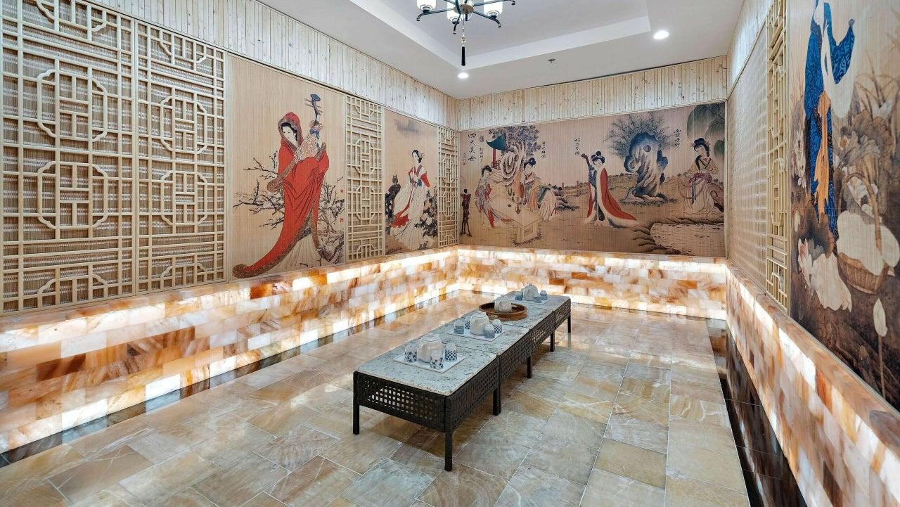 Prosperous Paradise Spa