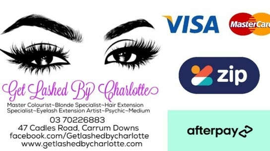 Get Lashed By Charlotte
