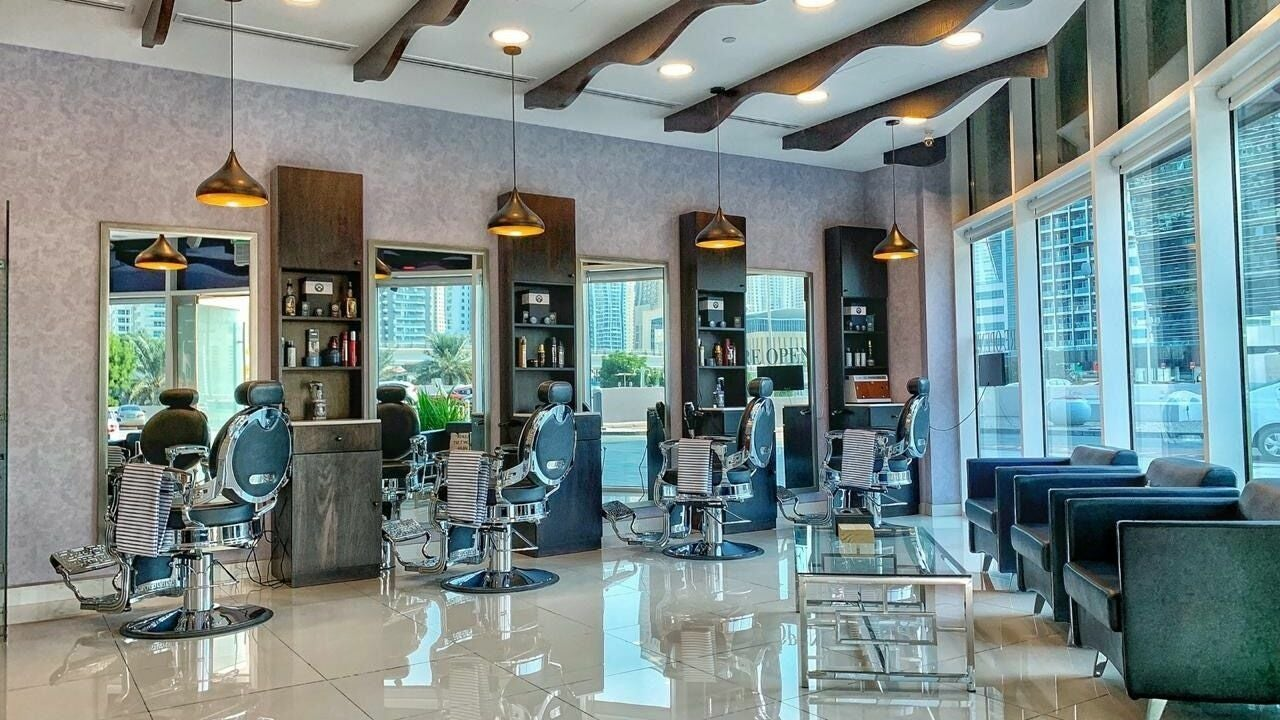 Sfizio Gent's Salon, JLT Branch