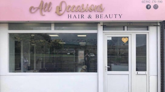 All occasions hair & Beauty
